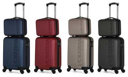 Shop Groupon Vertigo Cabin Suitcase Set a1f5fd492202