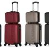 Vertigo Suitcase Set