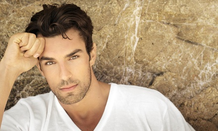 A Men's Haircut with Shampoo and Style from POSH Hair Spa & Waxing (55% Off)