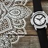 Stuhrling Women's Go-To Crystal Style Dress Watch