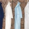 Kimono Luxury Extra Soft Turkish Cotton Bathrobe