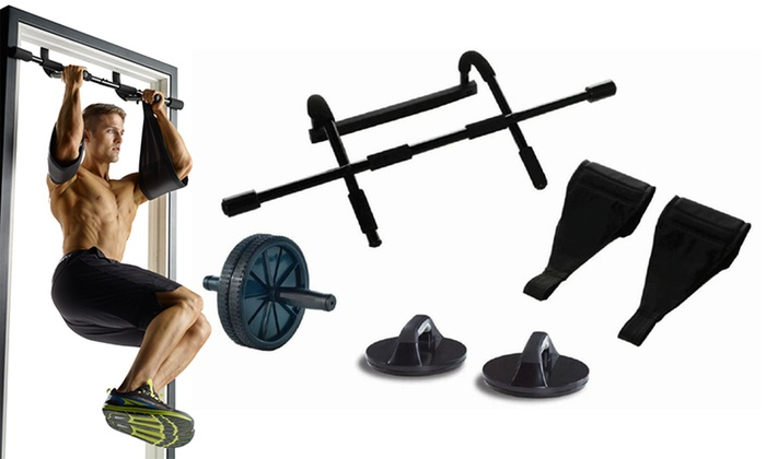 Awesome Proform Door Gym and Pull Up Kit