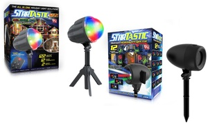 As Seen on TV Startastic Multi-Holiday Light Show Laser Projector