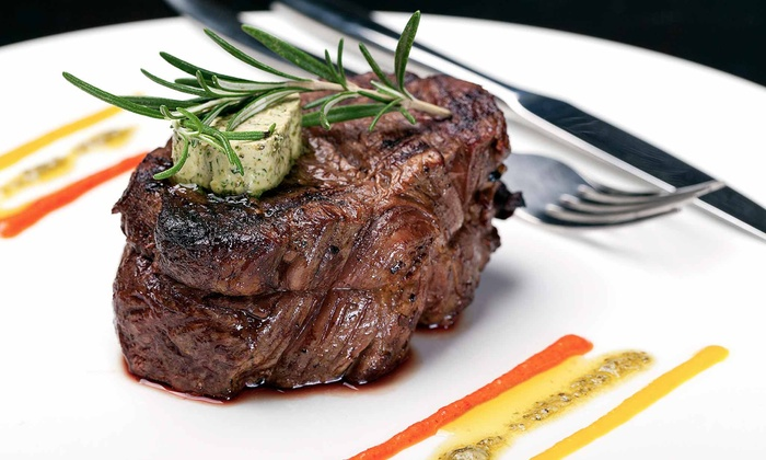 Haab's Restaurant - Downtown Ypsilanti: Steak-House Dinner for Two or Four or Lunch at Haab's Restaurant (Up to 50% Off)