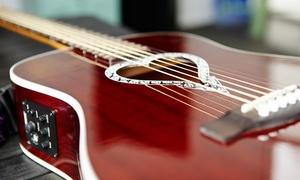 Kenny Lavitz: $25 for $50 Worth of Two 30-Minute Guitar Lessons with Kenny Lavitz