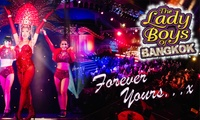 Ladyboys of Bangkok: Premium Thai Experience with Meal, 20 September - 17 November, Choice of Locations (Up to 42% Off)
