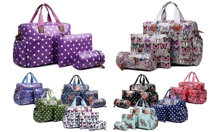 Travel Baby Bag Set