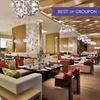 5* Marriott Al Forsan buffet & drinks
