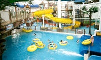 Waterpark Entry for One or a Family of Four at Funtasia Waterpark Drogheda (Up to 39% Off)