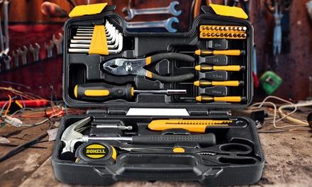 Set de herramientas de 39 piezas