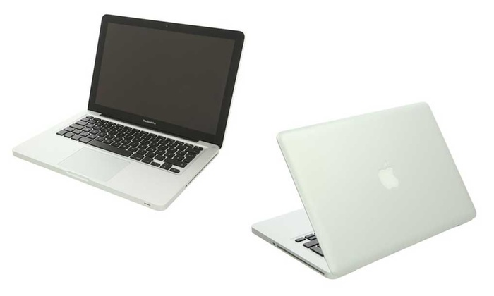 "asgoodasnew electronics GmbH: Apple 13"" MacBook Pro (Early 2011) refurbished mit Konfiguration nach Wahl inkl. Versand"