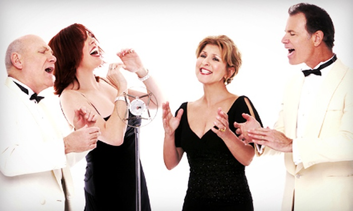 Manhattan Transfer - Eastwood: The Manhattan Transfer at Palace Theater on June 13 at 7:30 p.m. (Up to $19.65 Off)