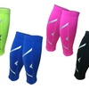 Compression Leg Sleeves with Reflect Strips (1-Pair)