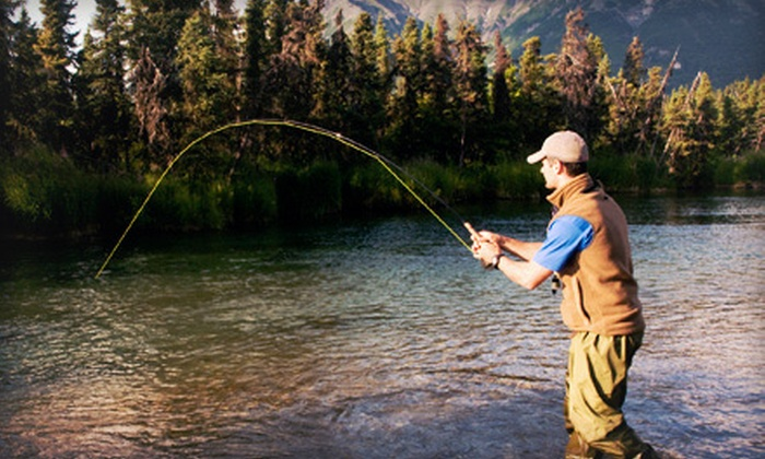 Rock-N-Row - Multiple Locations: Half-Day Walk and Wade Lesson, Evening Float Fishing Trip, or Both for Two People from Rock-N-Row (Up to 53% Off)