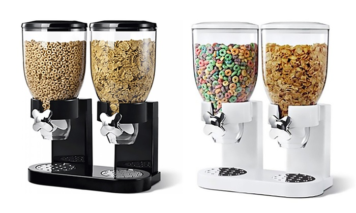 5l cereal dispenser groupon 5l cereal dispenser ccuart Images