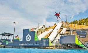 Utah Olympic Park: Flying Ace All-Stars Freestyle Show for One Adult or Kid at Utah Olympic Park (Up to 34% Off)