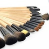 Professional Makeup Brush Set with Case (24-Piece)