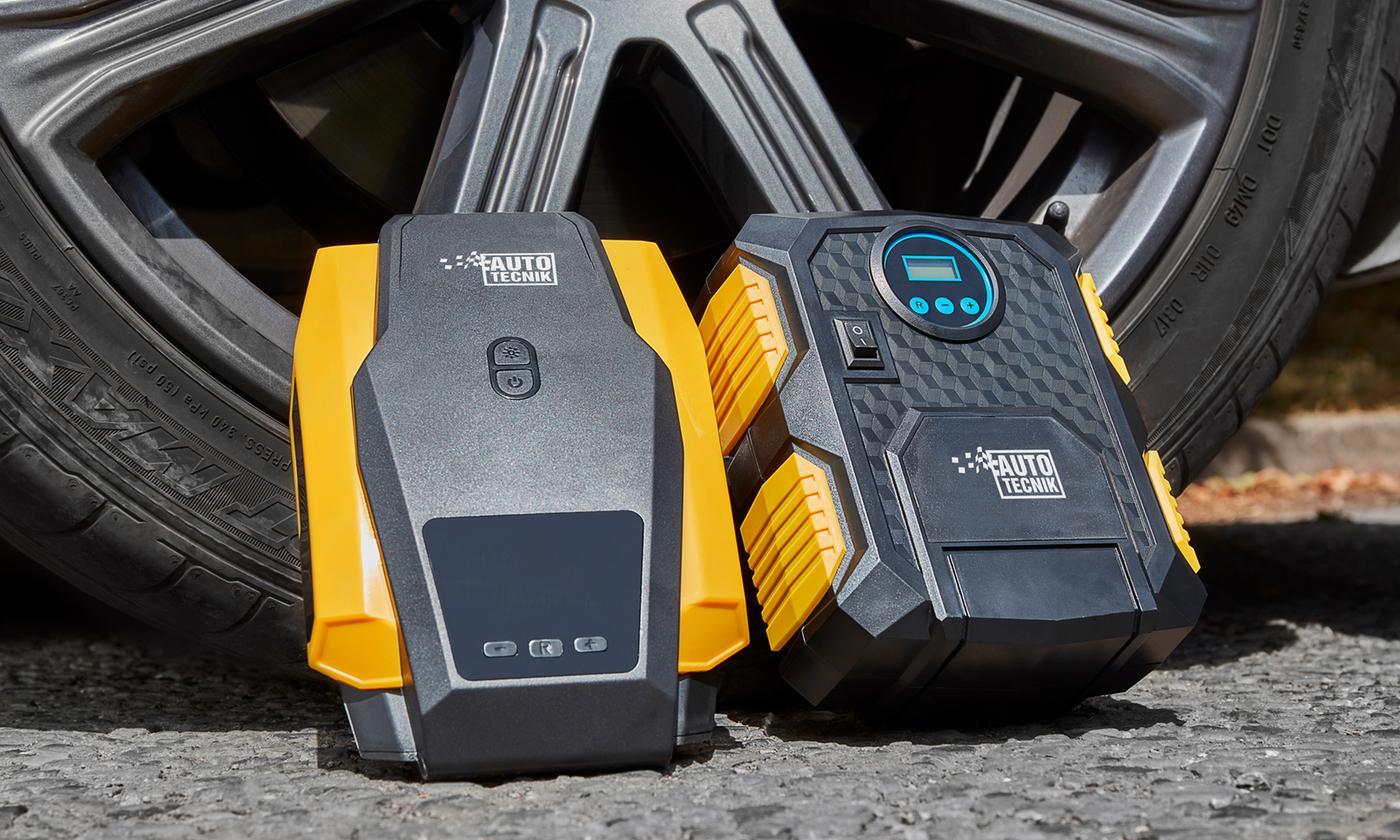 Auto Tecnik Imola or Monza 12V Air Compressor and Tyre Inflator