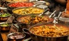 4* Indian Buffet with Beverages: Child (AED 49) or Adult (AED 99)