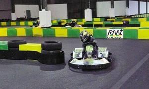 RMT Karting: 2 sessions de karting indoor chez RMT Karting à 22 € au lieu de 30