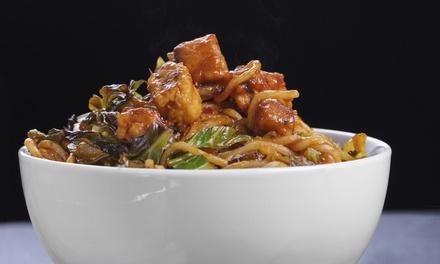$6 for $10 Worth of Chinese Food — Honeymoon BBQ Chinese Restaurant