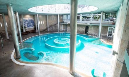Acceso a spa para 2 de 2 o 3 horas en Balneario de Mondariz (hasta 31% de descuento)