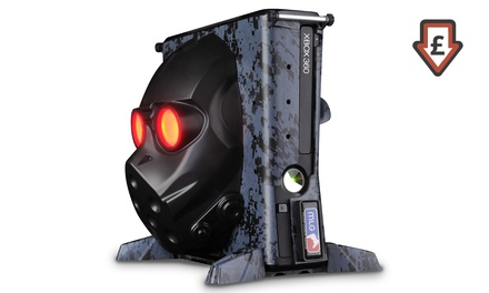 Calibur11 MLG Vault: 3D Armoured Gaming Case for Xbox 360 for £9.98