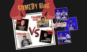 Comedy Ring: Comedy Ring, il 26 maggio al Teatro Ariston di Sanremo (sconto fino a 50%)