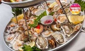 Shannara Bistrot: Menu esclusivo di cruditè di mare con calice o bottiglia da Shannara Bistrot zona Porta Romana (sconto fino a 68%)