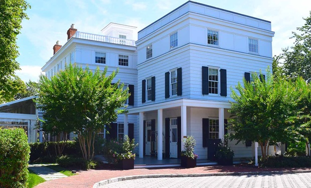 Topping Rose House. Company Website · Groupon Getaways FAQ. 4.5 Star  Hamptons Luxury Hotel ...