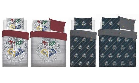 Set funda nórdica Harry Potter con 1 o 2 almohadas