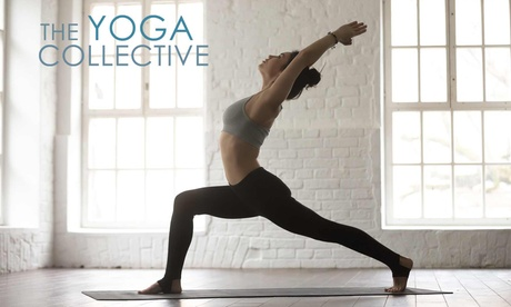 Three Months or One Year of Unlimited Online Yoga from The Yoga Collective (Up to  90% Off)