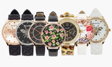 Orologi da donna disponibili in diversi modelli e fantasie