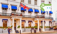 London: Double or Twin Room for Two with Breakfast and Late Check-Out at 4* London Elizabeth Hotel