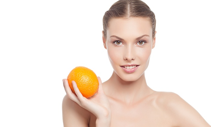 Luxury Salon and Spa - Fisher's Landing East: $65 for a Vitamin C Facial and Collagen and Neck Lift Mask at Luxury Salon and Spa ($125 Value)