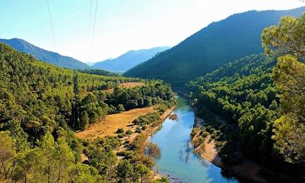 Sierra de Cazorla: 2 o 3 noches para 2 personas con desayuno y tren turístico en Hotel Rural Posada del Cordobés