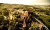 Romagna 4*:camera Superior in castello con colazione e Spa