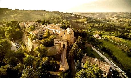 Offerta vacanza Castello di Montegridolfo Spa & Resort 4* a prezzo scontato