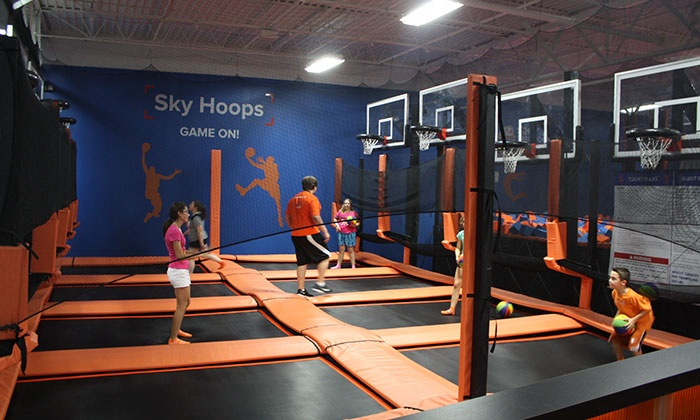 Sky Zone Fairview Heights Il Groupon