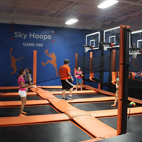 picture relating to Printable Sky Zone Waiver named Sky Zone Fairview Heights