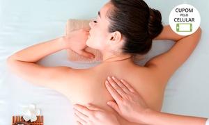 Central das Franquias Emagreceeem: 1, 2 ou 3 sessões de massagem relaxante na clinica médica e estética emagreceeem – Mezanino Shopping