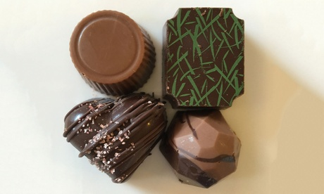Café Food or Chocolates at Chi Chocolat (Up to 40% Off). Two Options Available.