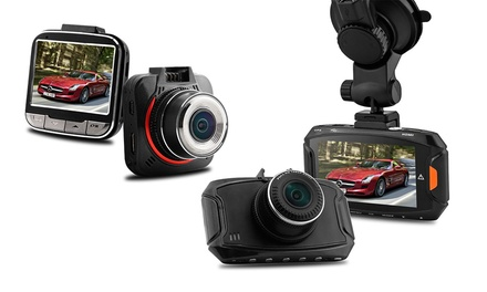 $99 for a 1080p Full HD Dash Camera with GPS Tagging