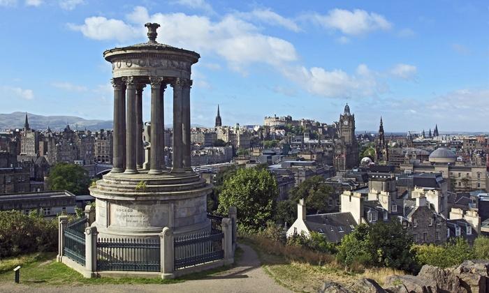 11 Day Trip To Edinburgh London And Paris With Airfare