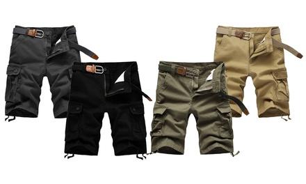 Vetements et accessoires-shorts-cargo