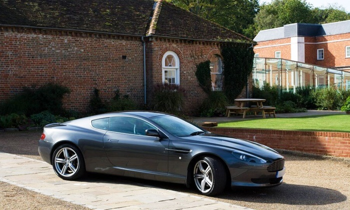 Churchill Supercars Worcestershire Groupon