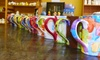Pottery Paintin' Place - Lunenburg: Pottery Painting at Pottery Paintin' Place (Up to 52% Off). Three Options Available.