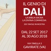 Il genio di Dalì - mostra a Varese