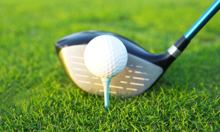Fort in View Golf Course - Fort in View Golf Course: Round of Golf with Cart or Range Balls at Fort in View Golf Course (Up to 53% Off). Four Options Available.