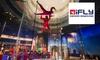 Indoor Skydiving Package + Digital Movie & Photo Bundle